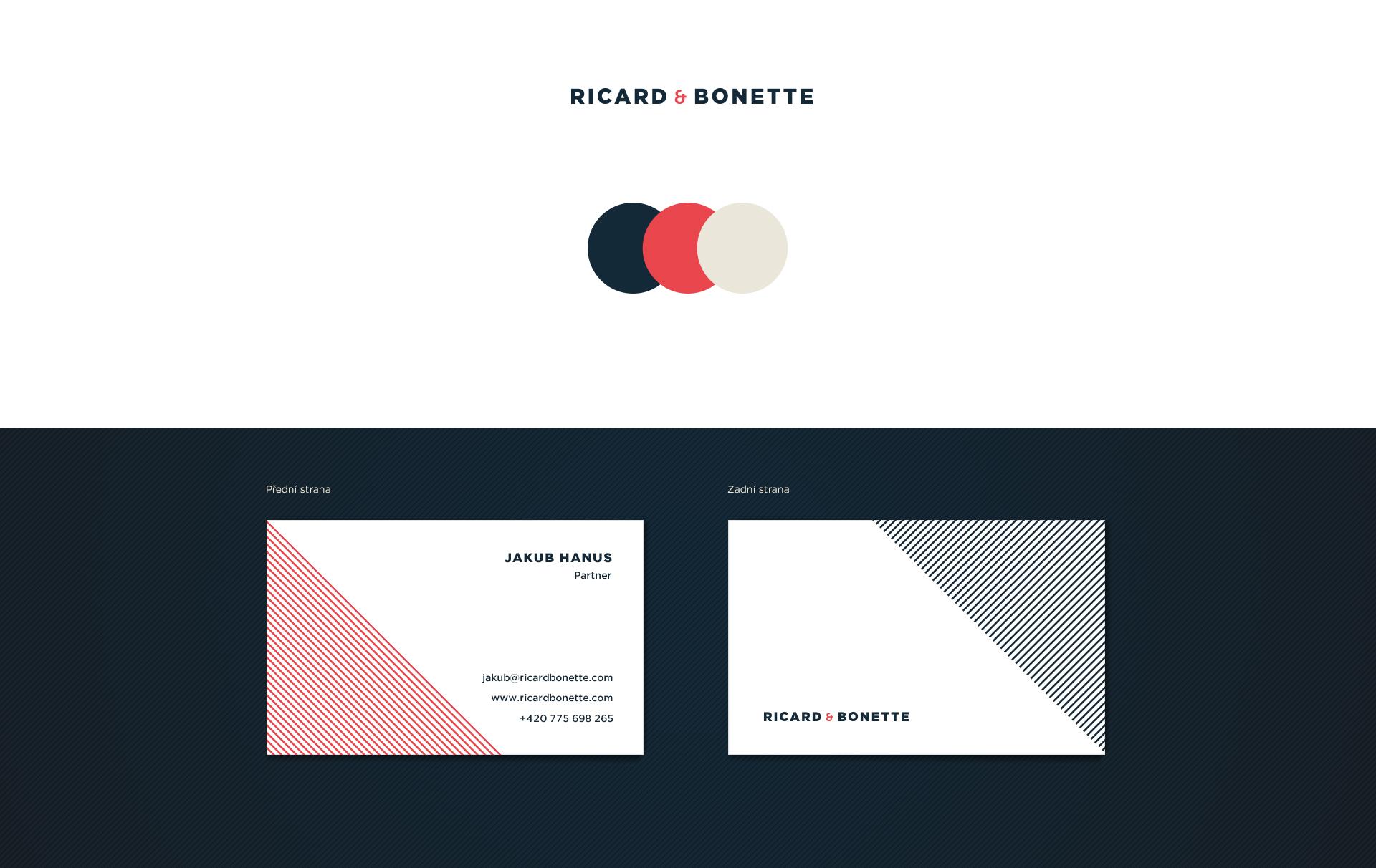 Ricard & Bonette